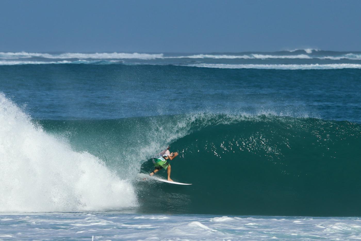 Paulo Mendes Mentawai Surfing