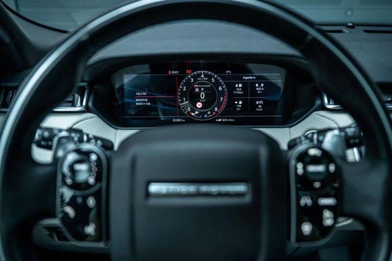 Land Rover Range Rover Velar 3.0 V6 SC AWD R-Dynamic HSE, 380 PK, Head/Up, Black/Optic, Adapt. Cruise, Pano/Dak, Luchtvering!! afbeelding 17