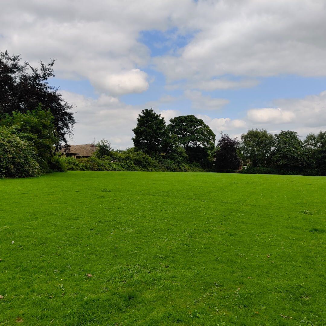 Westroyd Park field
