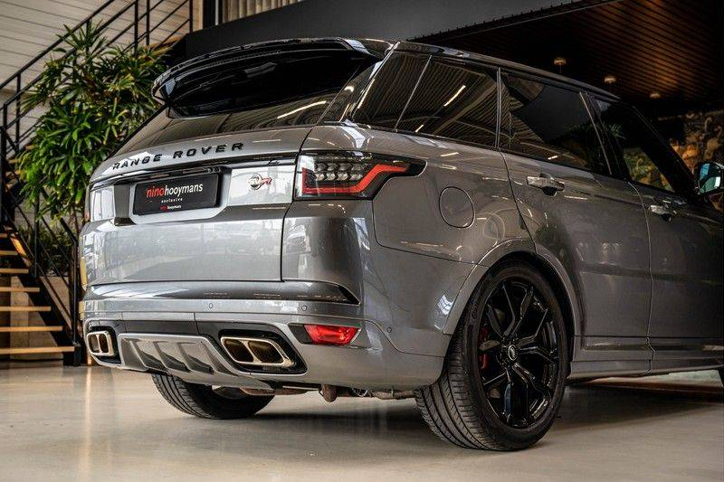Land Rover Range Rover Sport P575 SVR | Panorama | Stoelkoeling | HUD | Carbon afbeelding 5