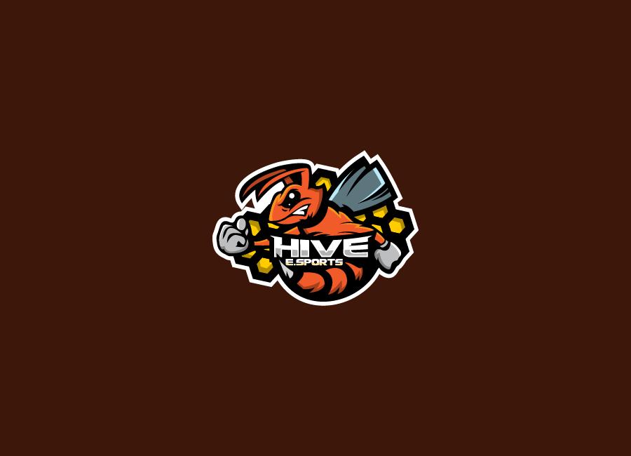 Hive E.Sports logo