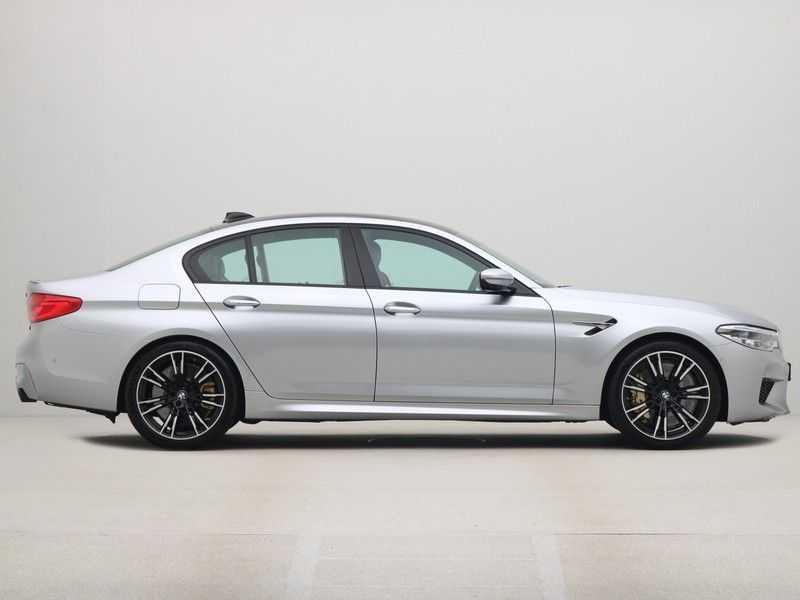 BMW M5 Individual Pure Metal Silver Nw Prijs €. 205.148.- afbeelding 6
