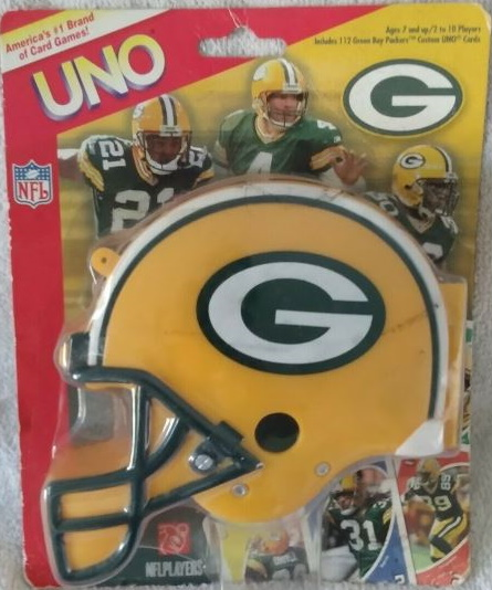 Green Bay Packers Uno (2007)