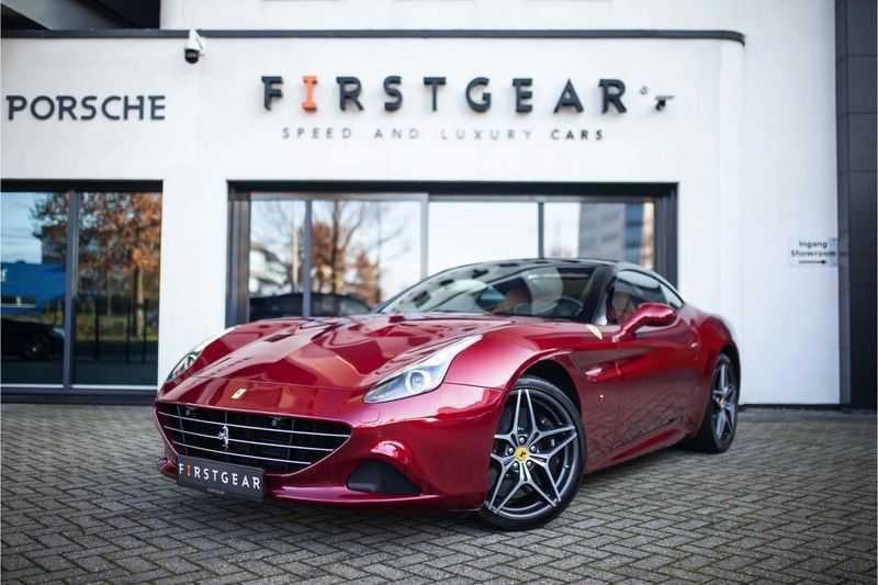 """Ferrari California 3.9 T HELE *Rosso California / Regelb. Sportuitlaat / 20"""" / 2-Tone* afbeelding 8"""