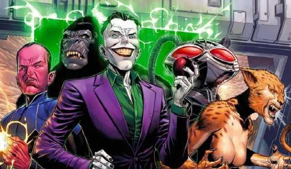 Nova Legião do Mal é apresentada em Ligada da Justiça de Scott Snyder