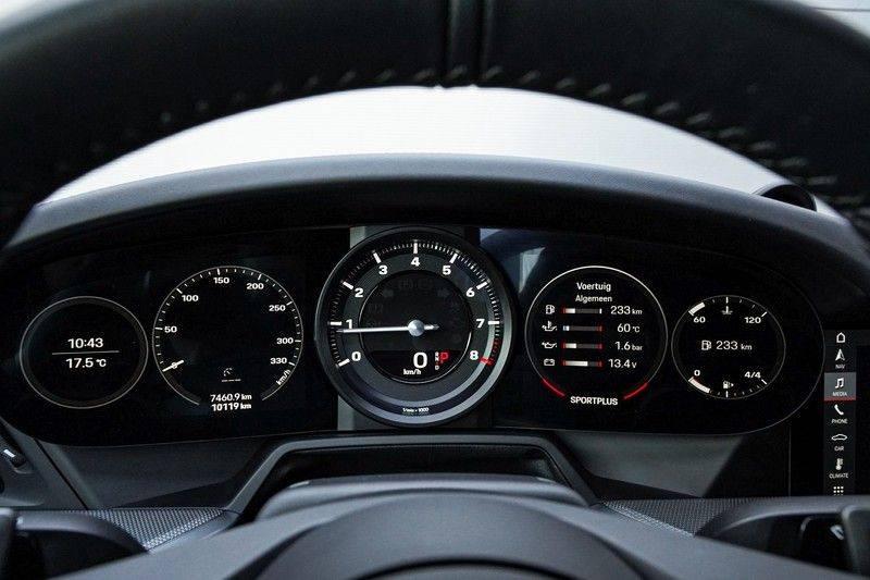 "Porsche 911 3.0 Carrera S Sportdesign Aerokit Sportchrono Matrix 20"" afbeelding 18"