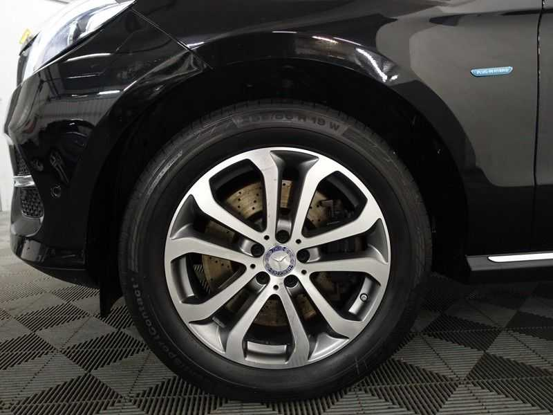 Mercedes-Benz GLE 500 e 4MATIC AMG 334pk Sport Ed Aut- Pano, Leer, 360 Camera, Massage afbeelding 22