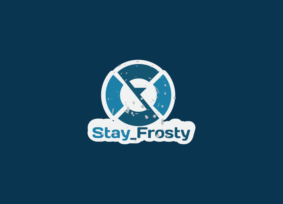 Stay Frosty team logo