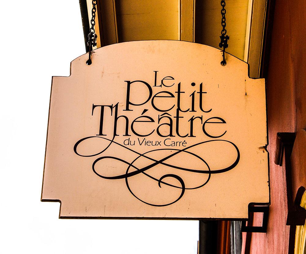 Le Petit Theatre, New Orleans