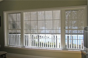 EasyShade Blinds from inside!