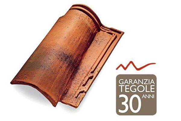 tegola brass garanzia 30 anni