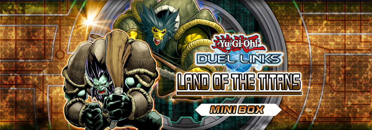 Box Review: Land of the Titans | YuGiOh! Duel Links Meta