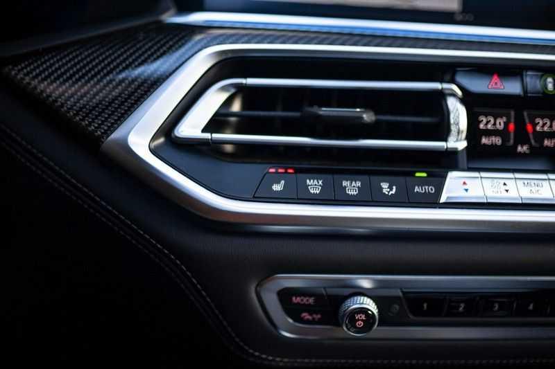 "BMW X6 xDrive40i High Executive *Pano / Laser / HUD / H&K / Leder Indiv. / 22"" / Topview* afbeelding 17"