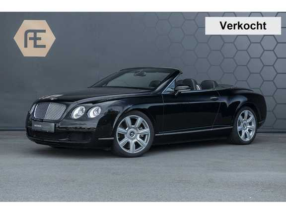 Bentley Continental GTC 6.0 W12 + Dealer onderhouden + Excellent Condition