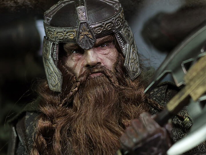 Asmus Toys The Lord of the Rings Gimli 1/6 Scale Figure