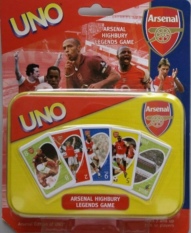 Arsenal Highbury Legends Uno