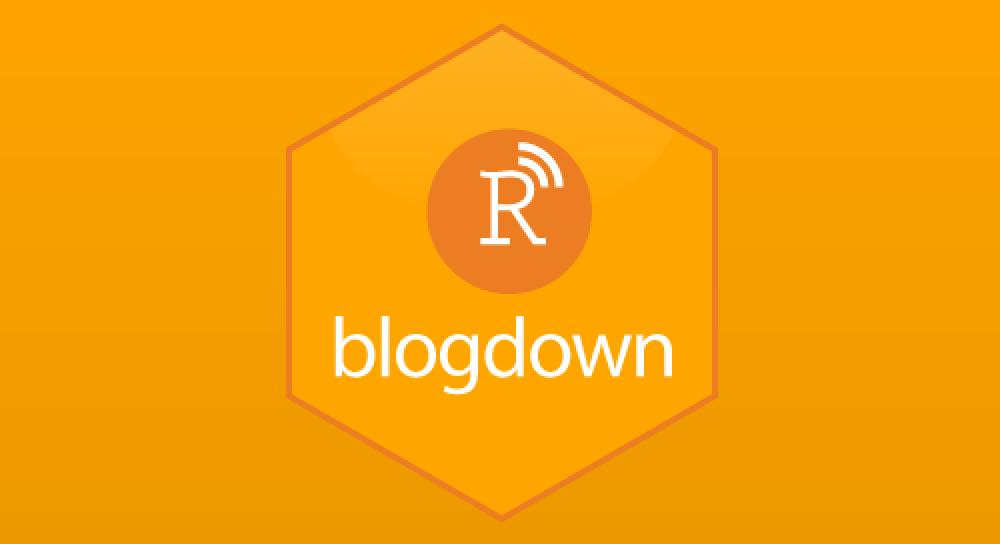 Introducing blogdown, a new R package to make blogs and websites with R Markdown