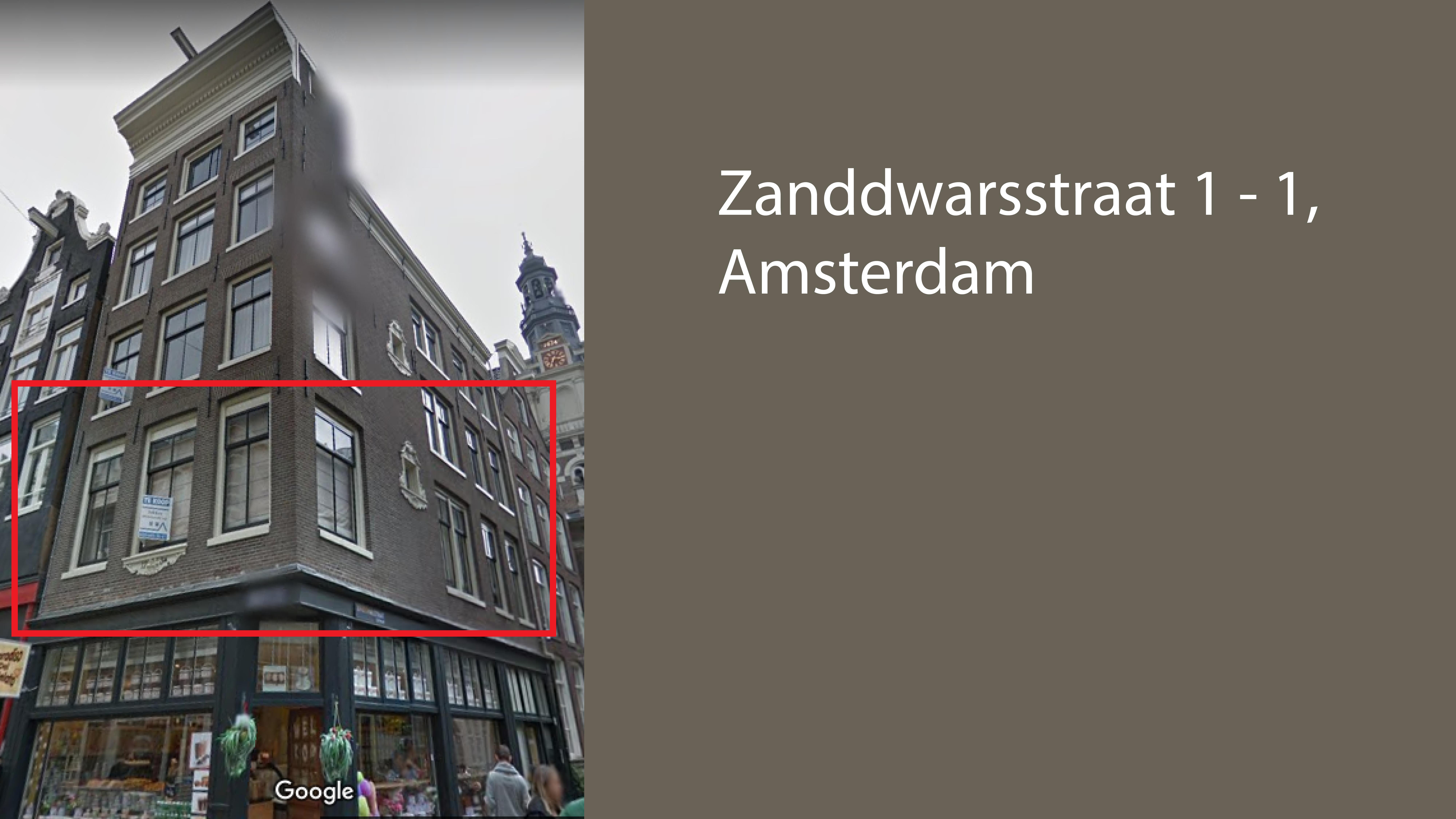 Zanddwarsstraat 1-1