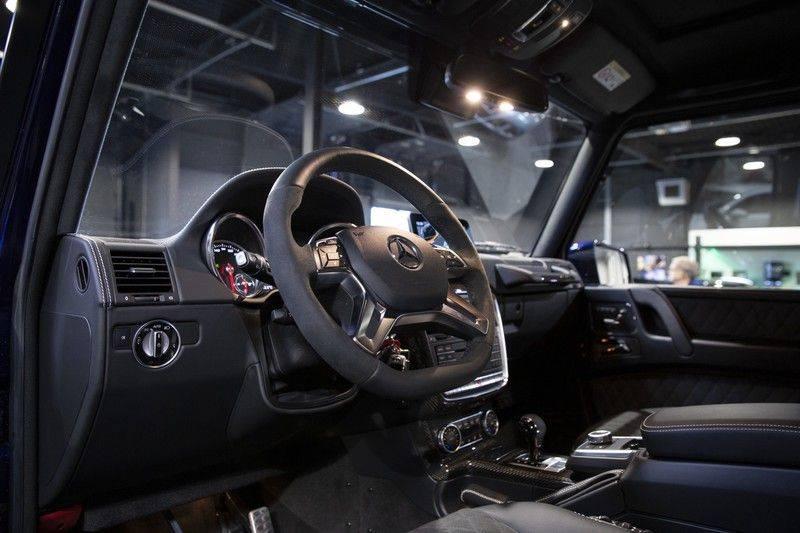 Mercedes-Benz G-Klasse 500 4x4² Designo, Carbon, Harman/Kardon afbeelding 4