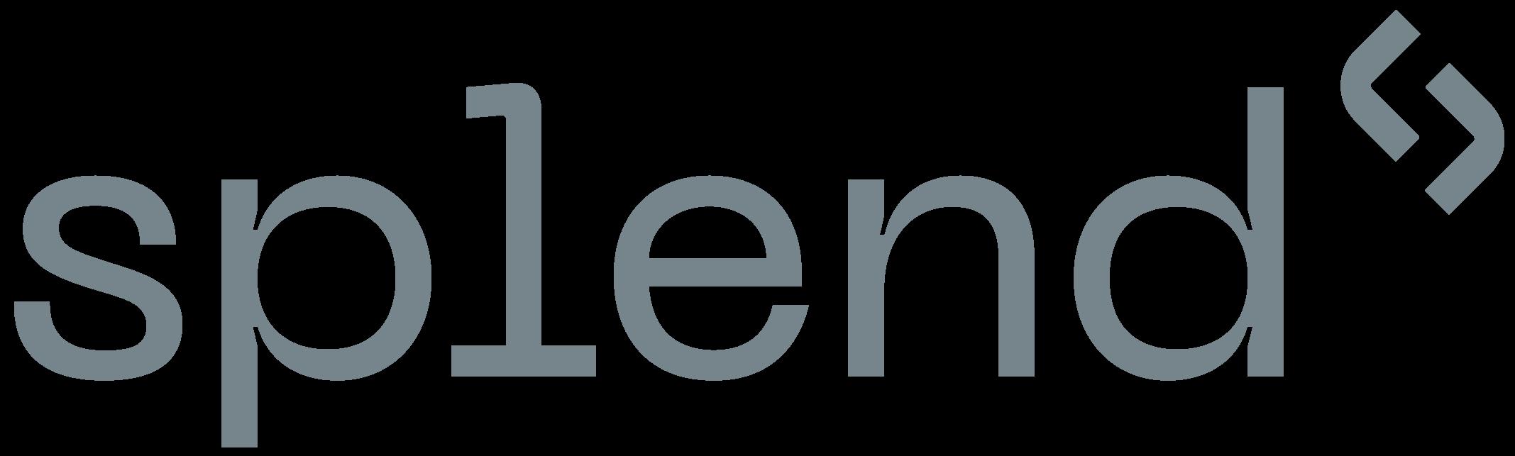 Splend logo