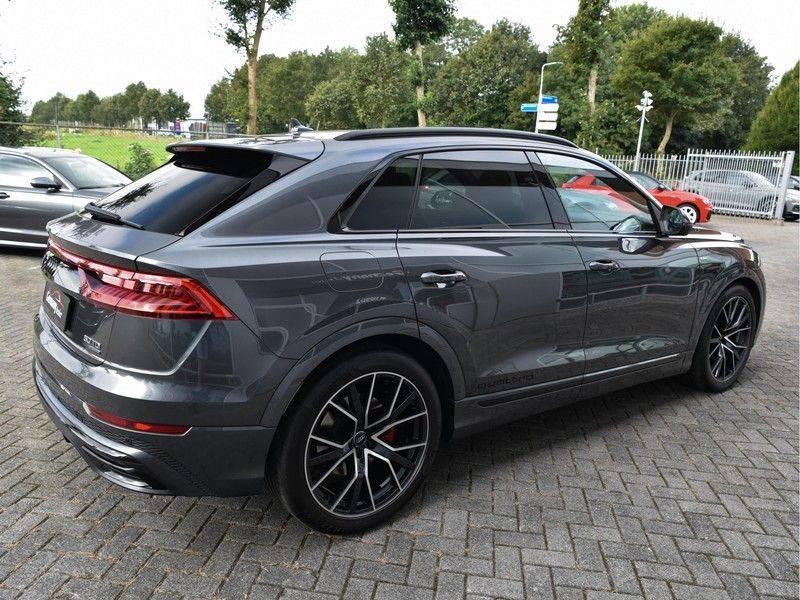 Audi Q8 50TDI 286pk Quattro S-Line Black Optic Lucht RS-Zetels B&O Pano Leder-Dash 22-Inch Soft-Close! afbeelding 6