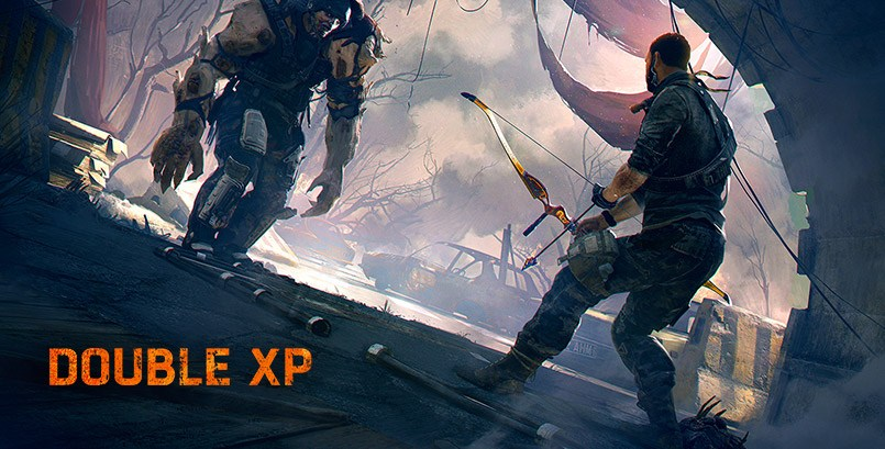 Spend this Weekend in Harran and earn Double XP