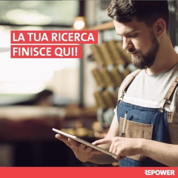 Elettricità e gas online per la tua attività e un personal trainer dell'energia sempre a tua disposizione. In carne e ossa!