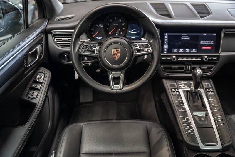 Porsche Macan Luchtvering Pano Leder Dashboard ACC Porsche Exclusive 2.0 Turbo afbeelding 13