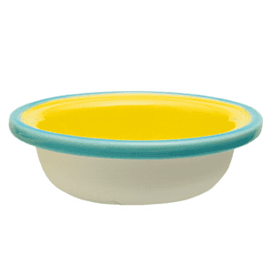 Madame Butterfly Yellow - DISH ONLY