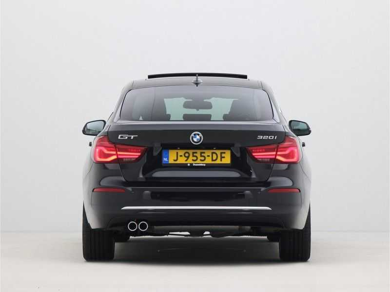 BMW 3 Serie Gran Turismo 320i High Executive Luxury Line Automaat afbeelding 3