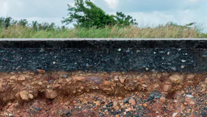 Imagem em destaque para o artigo: Impermeabilização do solo: entenda esse problema