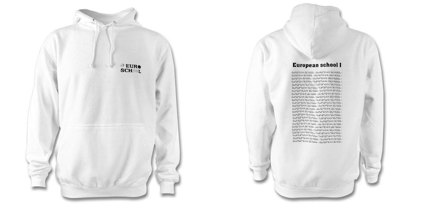 White Hoodie Preview