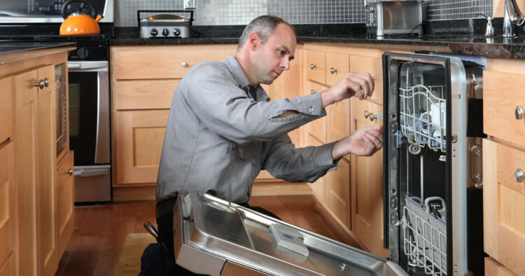Cost to Repair Dishwasher
