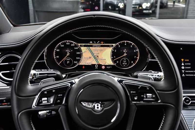 Bentley Continental GT V8 MULLINER+MASSAGE+B&O+BLACKLINE NP.322K afbeelding 25