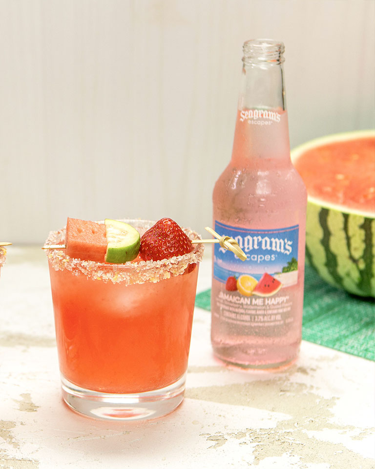 Watermelon Wave Recipe Image