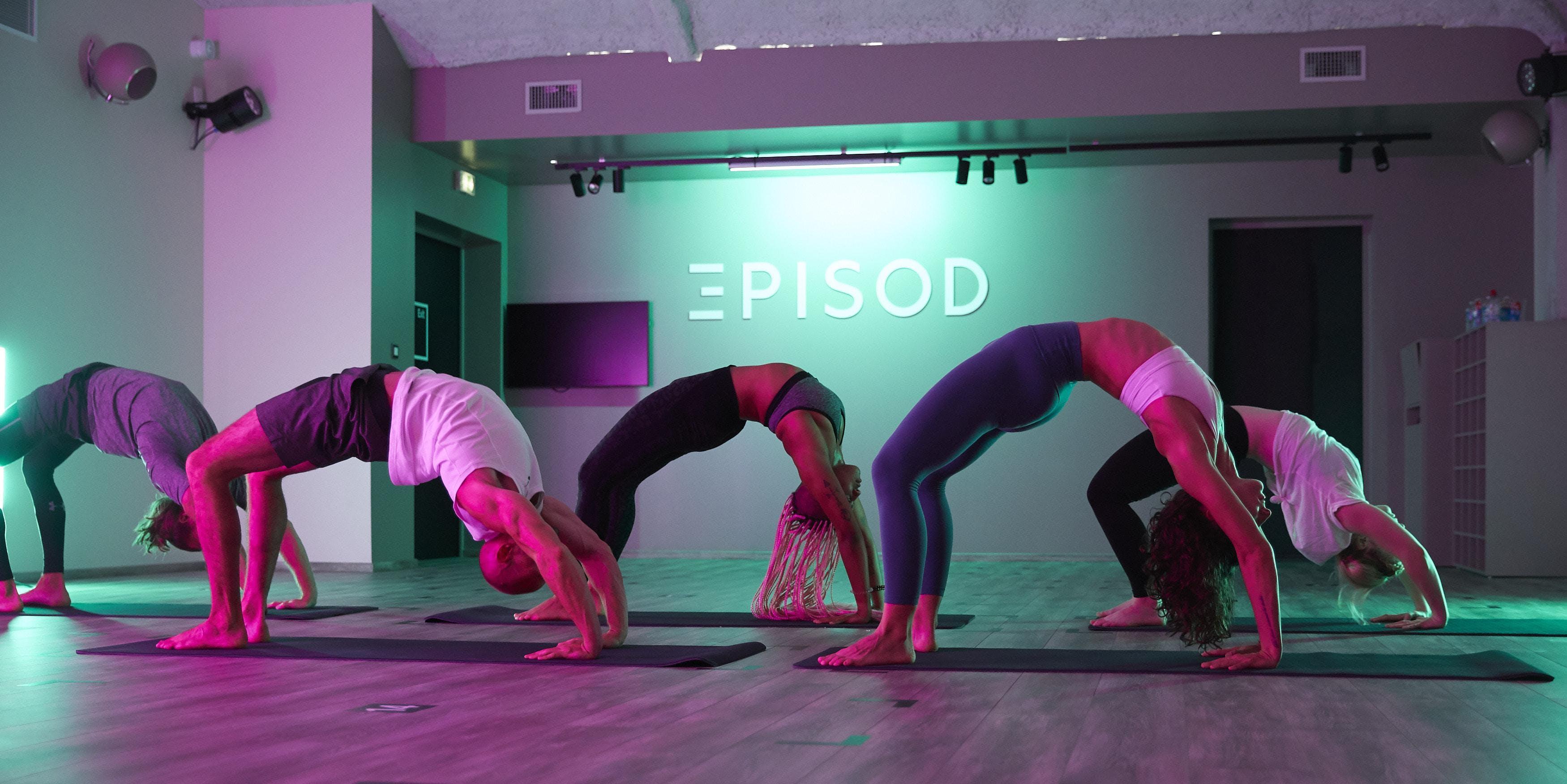 Yoga chez Episod