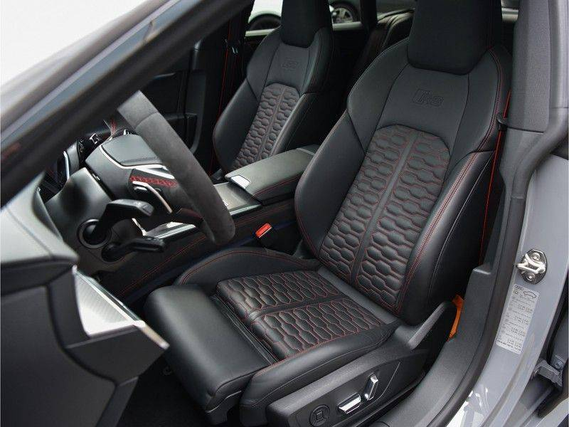 Audi RS7 Sportback 4.0TFSI 600pk Quattro Black Optic Laser-Led Softclose Head-Up Leder-dash RS-Zetels 22-Inch 360Camera afbeelding 18
