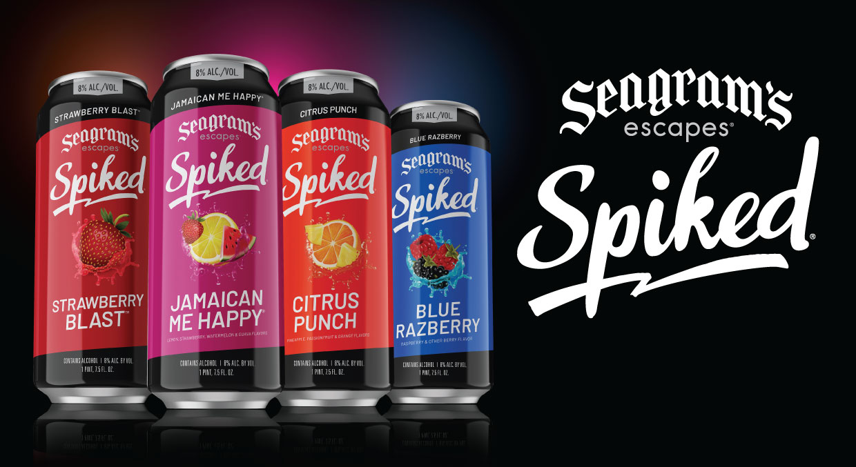 Seagram's Escapes Spiked