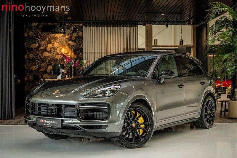 Porsche Cayenne 4.0 Turbo   Head-Up   Carbon   Panorama   3D Camera   BOSE   Trekhaak   Afwijkende stikselkleur   Stoelventilatie   NP 252.000! afbeelding 1