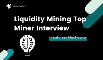 Top liquidity miner interview featuring Neohowie