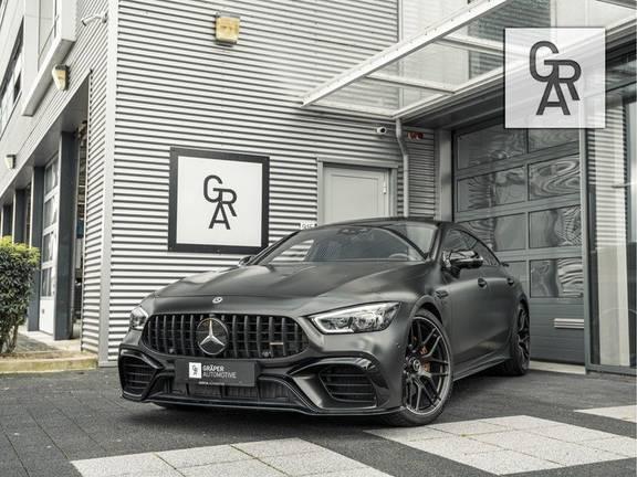 Mercedes-Benz AMG GT 63 s 4-Door Coupe 63 S 4MATIC+ Premium Plus