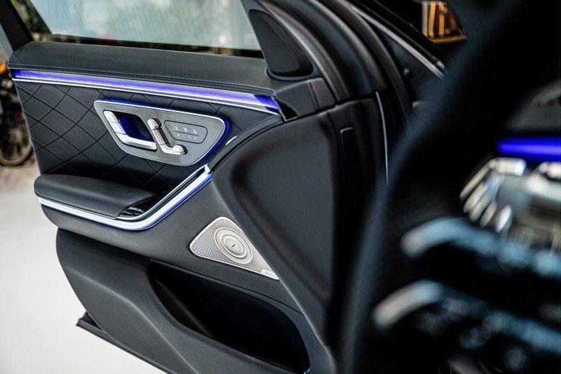 Mercedes-Benz S-Klasse 400d 4Matic Lang AMG | 3D Display | Augmented Head-Up Display | Burmester 3D | Pano | Memory afbeelding 15