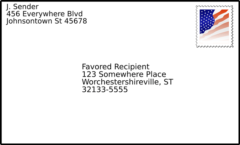 address standardization