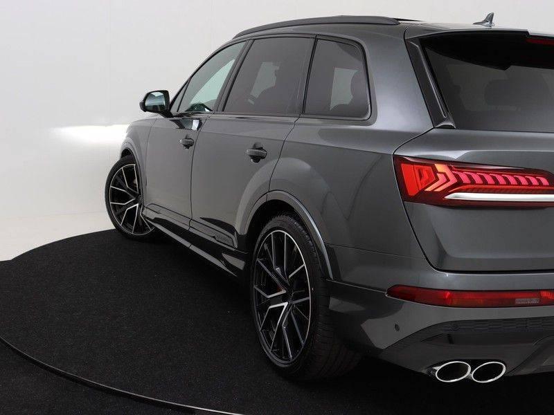 Audi Q7 4.0 TFSI SQ7 quattro 7p 507PK | S-Line | Pano.Dak | 360 Camera | B&O Sound | Keyless-Entry | S-Sportstoelen | Assistentie Tour-City-Parking | 7 Persoons afbeelding 21
