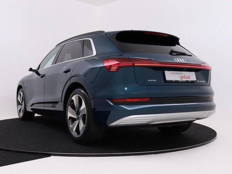 Audi e-tron 55 Quattro Incl. BTW | +/- €130 netto bijtelling| Camerabeeld spiegels | Adapt. Cruise | NAVI | Head-Up Display | 21 Inch | Matrix LED | 360 Camera | B&O | DAB | Keyless-Entry | Pano-Dak | afbeelding 7
