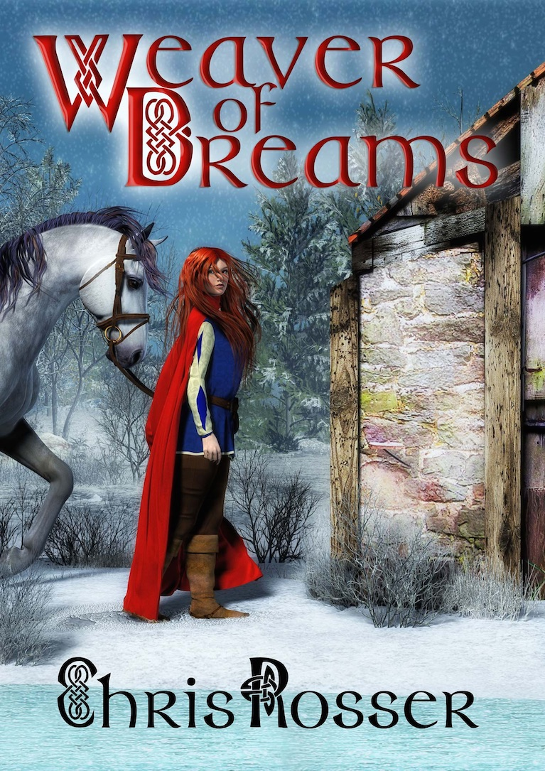 Cover Weaver of Dreams