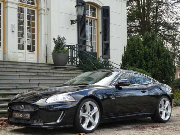 Jaguar XKR 5.0 V8 S/C Coupé