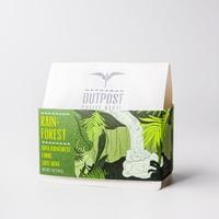 Outpost Coffee   Rainforest 100% Kona Coffee