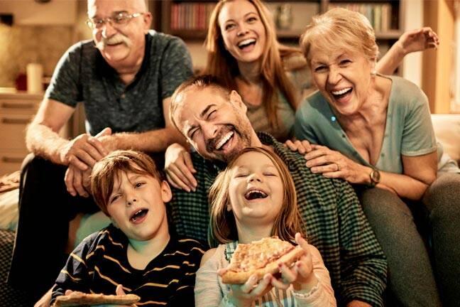 Family stock photo 2