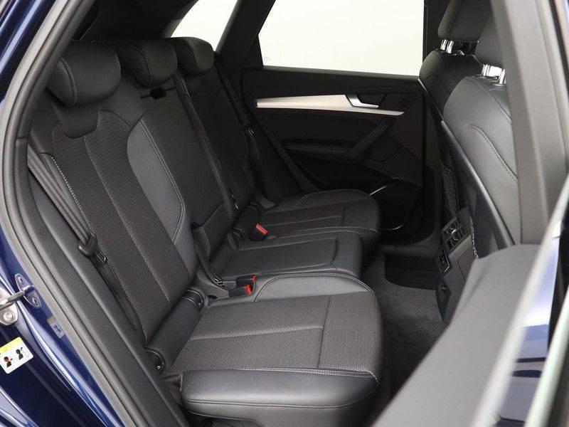 Audi Q5 50 TFSI e 299 pk quattro S edition | S-Line |Elektrisch verstelbare stoelen | Trekhaak wegklapbaar | Privacy Glass | Verwarmbare voorstoelen | Verlengde fabrieksgarantie afbeelding 24